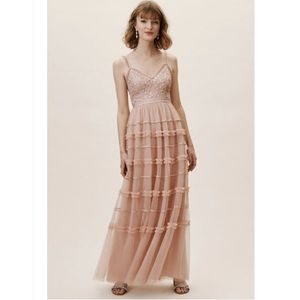 Anthropologie BHLDN Clayborne Dress 2